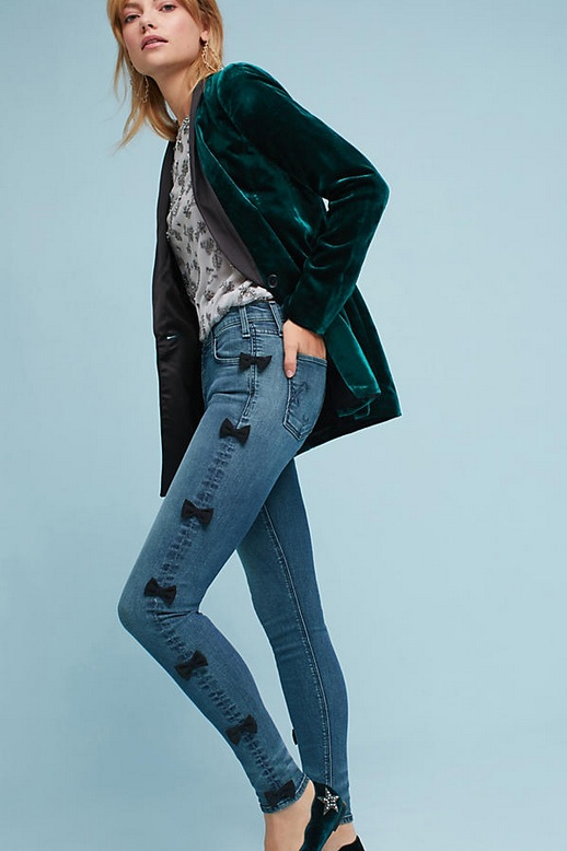 10 Chic Jeans that Easily Transition from Day to Night