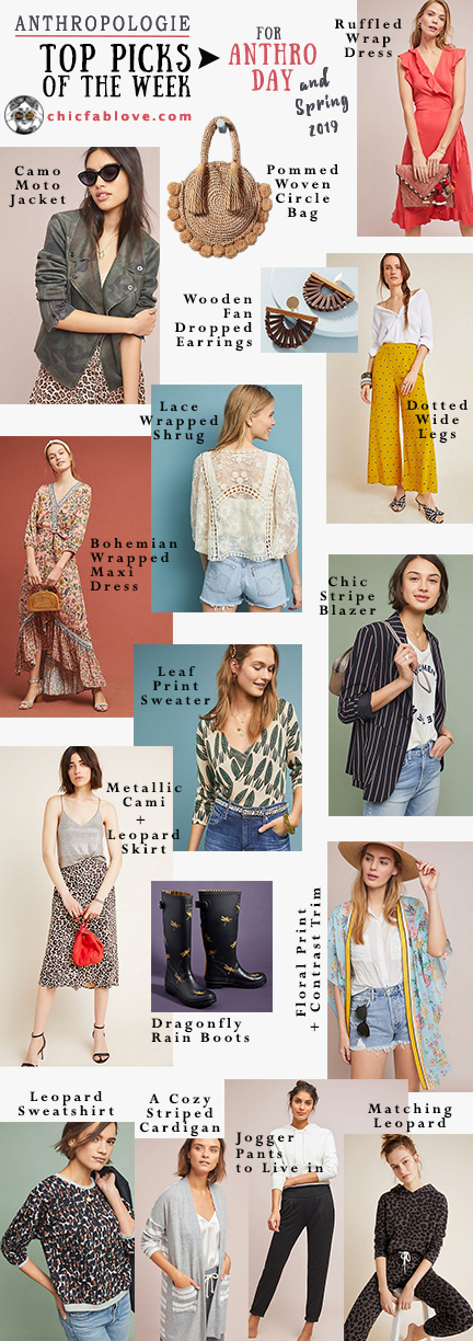 00d280bbfe Anthropologie Top Picks of the Week for Anthro Day - Chic+Fab+Love