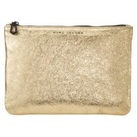 Always believe in GOLD - My gold clutch obsession
