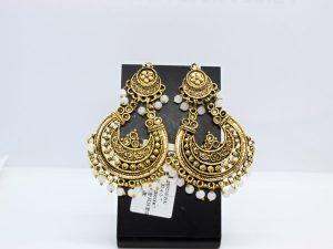 Beads Drop Earring