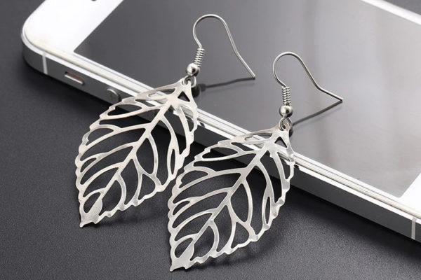 Leaf-Silver