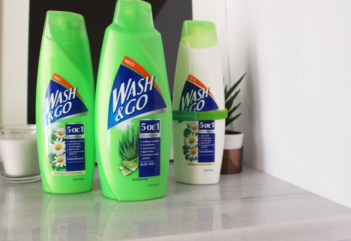 wash-and-go