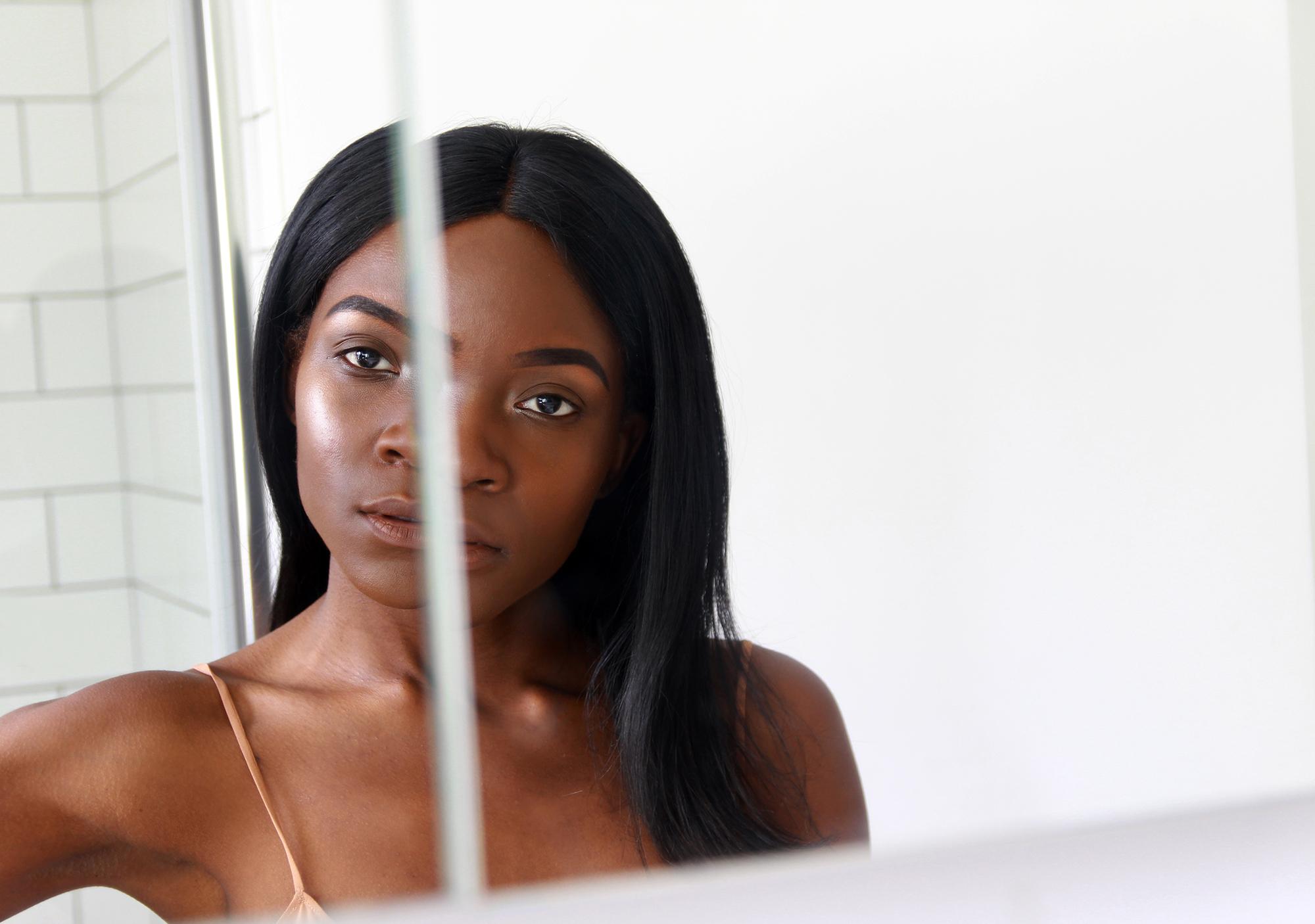 black-girl-glowing-skin