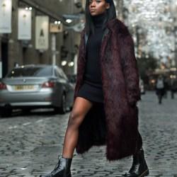 burgundy-faux-fur-coat