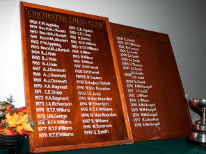 The Honours Board