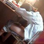 夜中にパジャマ姿で勉強中の妹を隠し撮りしてたらひとりエッチ始めたからジーッと見たったw