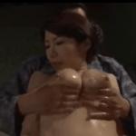 篠田あゆみ 「ローション使っておっぱい揉ませてね」丁寧に断って妻の美巨乳を揉みまくる律儀な夫