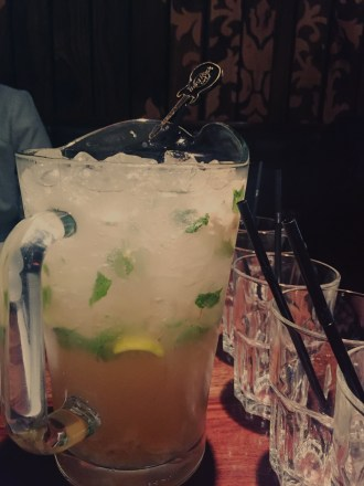 Litchee flavoured Cocktail