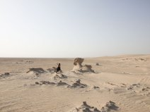 Fossil Dunes Mussafah