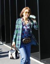 Street Style Milan Fashion Week SS 18