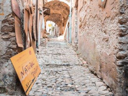 Bussana Vecchia Ghost Town Liguria Italy