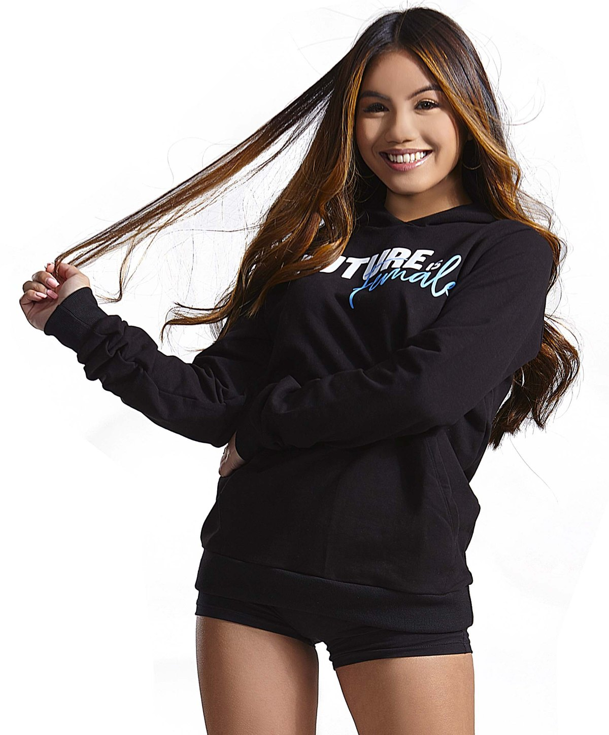 Jayka-Noelle-_jayka.noelle_Future-Is-Female-Hoodie