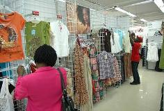 Mr Price Store in Kampala