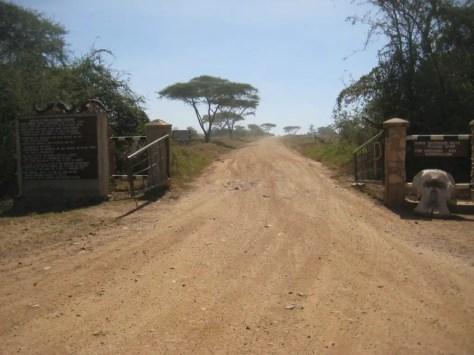Serengeti Ikoma Gate, Tanzania