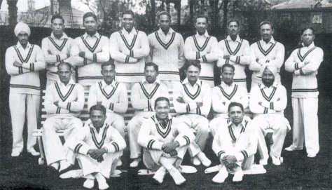 1932 Indian Cricket Team
