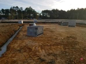 1st Homesite Under Construction