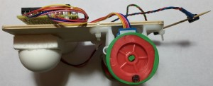 ChickBot side view