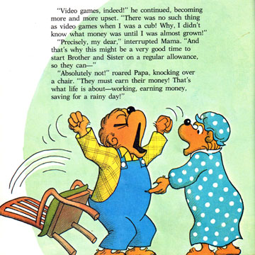 Were The Berenstain Bears Abused Chickenmonkeydog