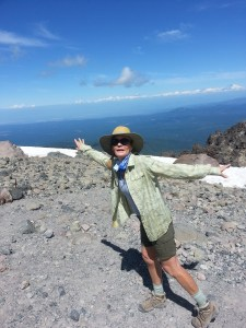 6 Top of Lassen