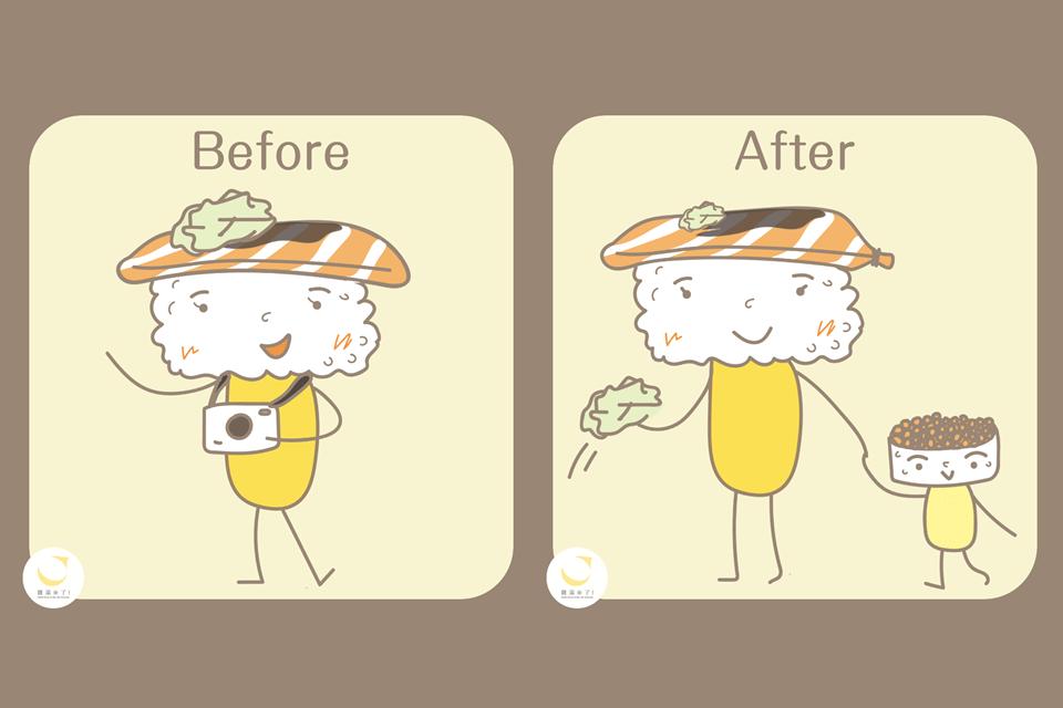 「我像生魚片裡有芥末,有點嗆」專訪桃園生魚片媽咪