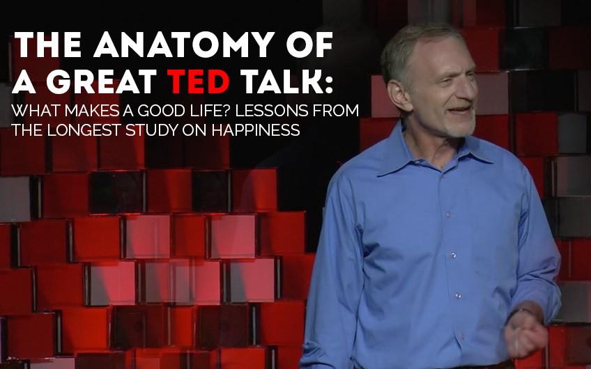 TED TALK:哈佛長達75年研究顯示,「關係」是長久健康幸福的關鍵