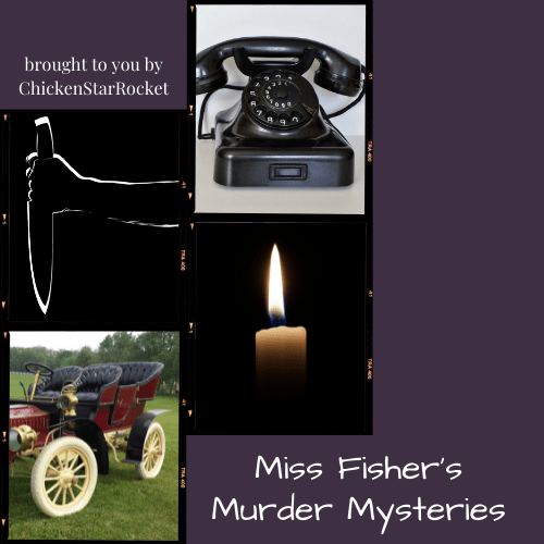 Miss Fisher's Murder Mysteries: 1920's Detective