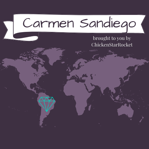Carmen Sandiego: Where in the World Has This Been All My Life?