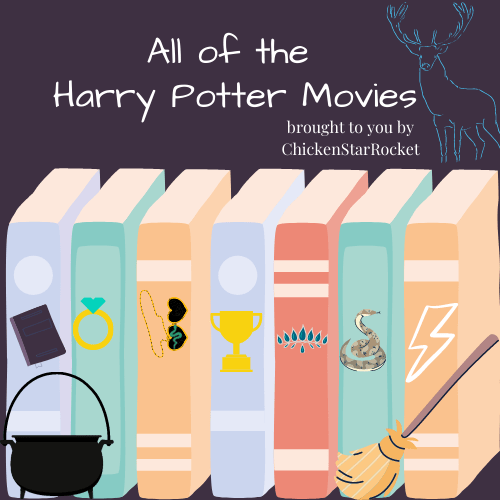 Harry Potter And The Thoughts Of ChickenStarRocket