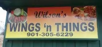 Wilson's Wings 'n Things Storefront
