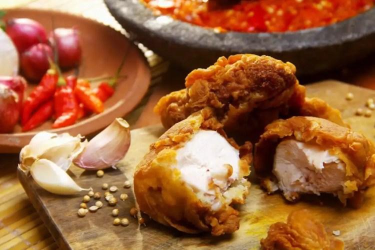 Best Hangover Food: Fried Chicken 4