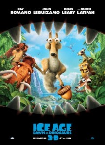 ice age 1 216x300 - Ice Age: Dawn of the Dinosaurs