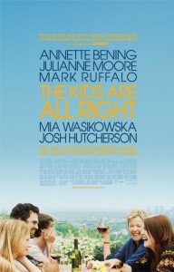 th kids are all right movie poster 192x300 - The Kids Are All Right
