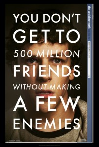 The Social Network movie poster 1 650x962 202x300 - The Social Network