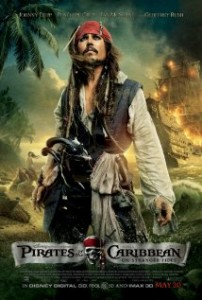 Pirates Tides 202x300 - Pirates of the Caribbean: On Stranger Tides (a.k.a. Pirates 4)
