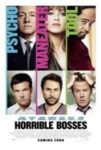 Horrible Bosses 202x300 - Horrible Bosses