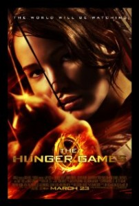 Hunger Games poster 202x300 - The Hunger Games