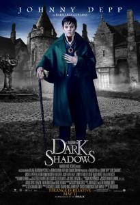 dark shadows poster01 johnny depp 205x300 - Dark Shadows