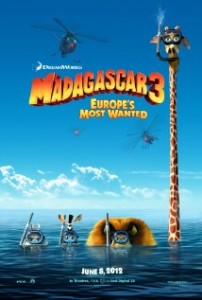 Madagascar 3 poster1 202x300 - Madagascar 3: Europe's Most Wanted