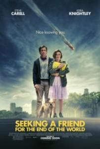 Seeking a Friend poster 202x300 - Seeking a Friend for the End of the World