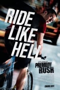 Premium Rush poster1 202x300 - Premium Rush
