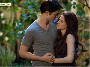 Edward and Bella 300x226 - The Twilight Saga: Breaking Dawn - Part Two