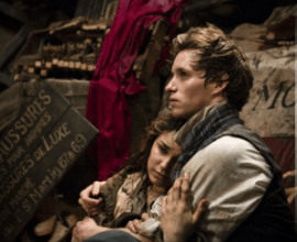 Barks and Redmayne2 300x244 - Les Misérables