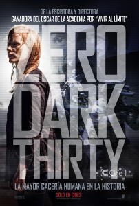 zero dark thirty argentinian poster 202x300 - Zero Dark Thirty