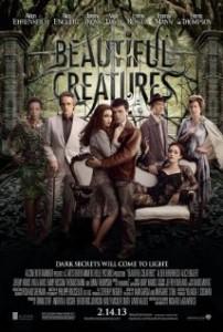 Beautiful Creatures poster 202x300 - Beautiful Creatures