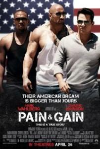 Pain Gain poster 202x300 - Pain & Gain