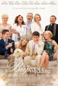 The Big Wedding poster 202x300 - The Big Wedding
