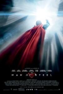 Man of Steel poster 202x300 - Man of Steel