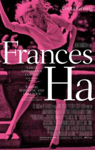 frances ha poster 191x300 - Frances Ha