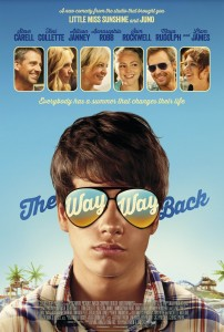 THE WAY WAY BACK Poster 202x300 - The Way, Way Back