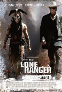 The Lone Ranger poster 202x300 - The Lone Ranger